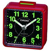 Casio Beep Alarm Clock - Red Analog Luminous Hand TQ140/4