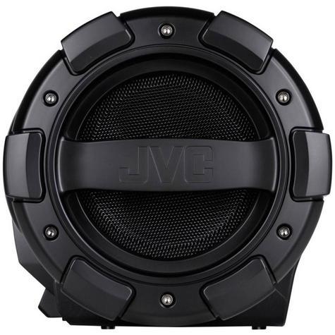 JVC RVNB75B Portable CD System Boomblaster With Lightning Dock & Bluetooth BLACK Thumbnail 4