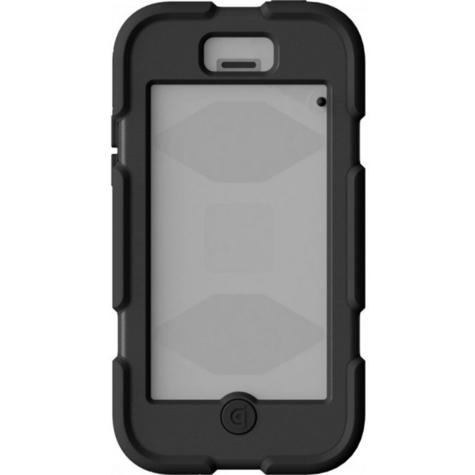 Griffin Iphone 5C Survivor Military Duty Shockproof Case Cover-Black GB38141-2 Thumbnail 5