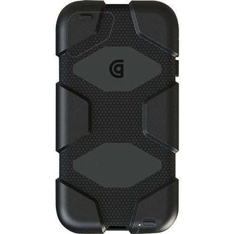 Griffin GB35694-3 Survivor Military-Duty Case-Belt Clip for iPod Touch 5G-Black Thumbnail 4