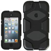 Griffin GB35694-3 Survivor Military-Duty Case-Belt Clip for iPod Touch 5G-Black
