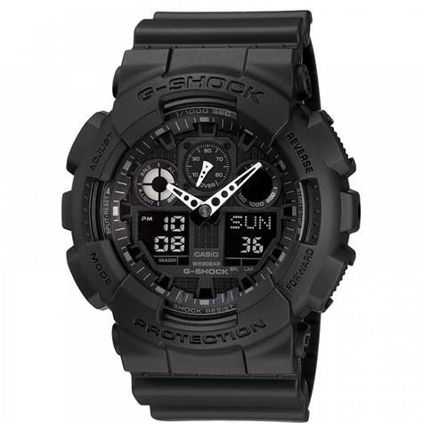 Casio G-Shock GA-100-1A1ER Mens Sport Watch|Shock & Water Resistant|World Time|  Thumbnail 1