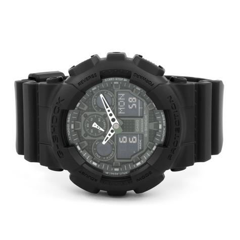 Casio G-Shock GA-100-1A1ER Mens Sport Watch|Shock & Water Resistant|World Time|  Thumbnail 4