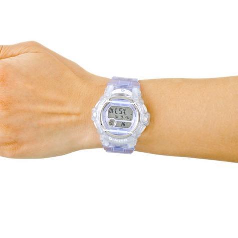 Casio Ladie's  BG169R-6ER Baby-G Watch / Alarm / Water Resist / Metalic Dial / Purple Thumbnail 2