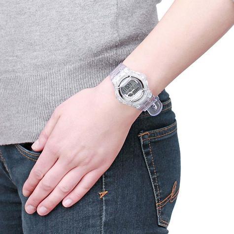 Casio Ladie's  BG169R-6ER Baby-G Watch / Alarm / Water Resist / Metalic Dial / Purple Thumbnail 3