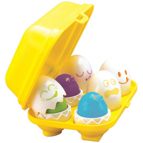 "Tomy Play to Learn - Hide ""n"" Squeak Eggs Kids Novelty?Child Play?E1581? Thumbnail 3"