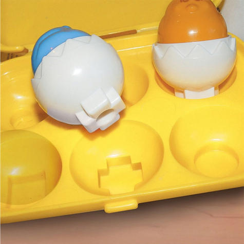 "Tomy Play to Learn - Hide ""n"" Squeak Eggs Kids Novelty?Child Play?E1581? Thumbnail 4"