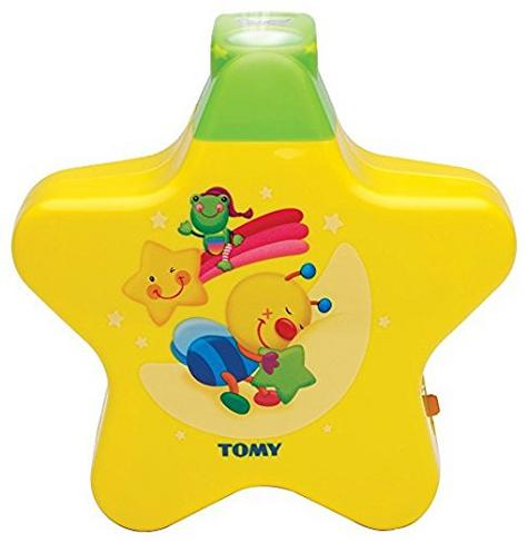 Tomy Starlight Dreamshow Yellow Baby's Cot Musical Night-Light | Ceiling Projector | +0 Months Thumbnail 2