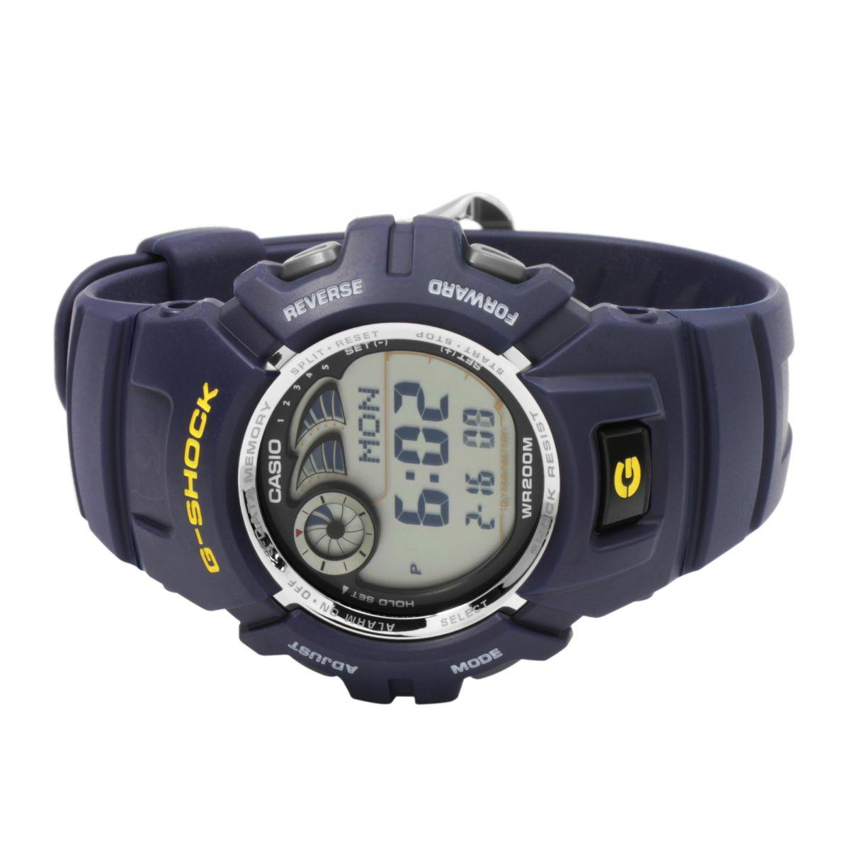 Часы g shock 2900 инструкция