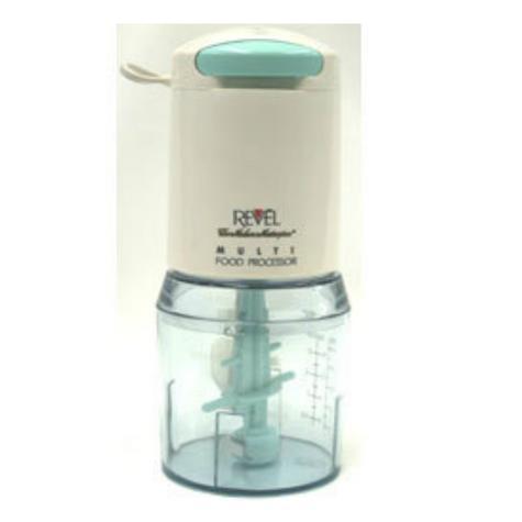 Revel FC301 Food Chopper|200g Bowl|Milkshake Maker|2 Speed Control|Brand New Thumbnail 2