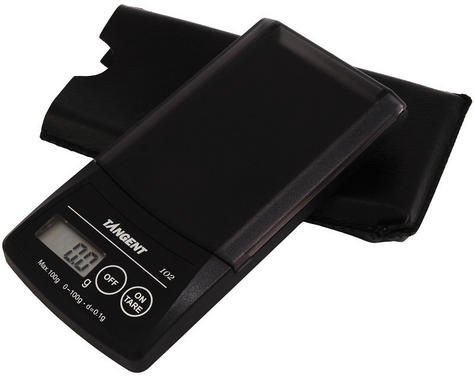 Tanita Tangent Digital Mini Scales Energy Saving Auto-Off Function TANGENT102 Thumbnail 2