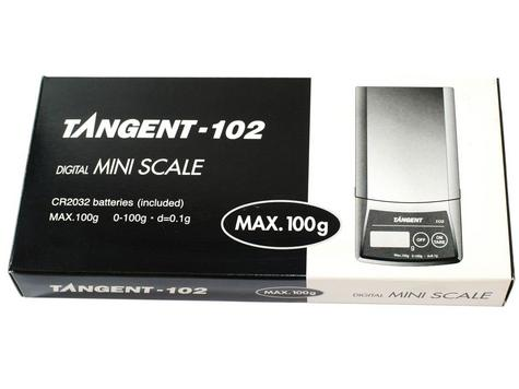 Tanita Tangent Digital Mini Scales Energy Saving Auto-Off Function TANGENT102 Thumbnail 3