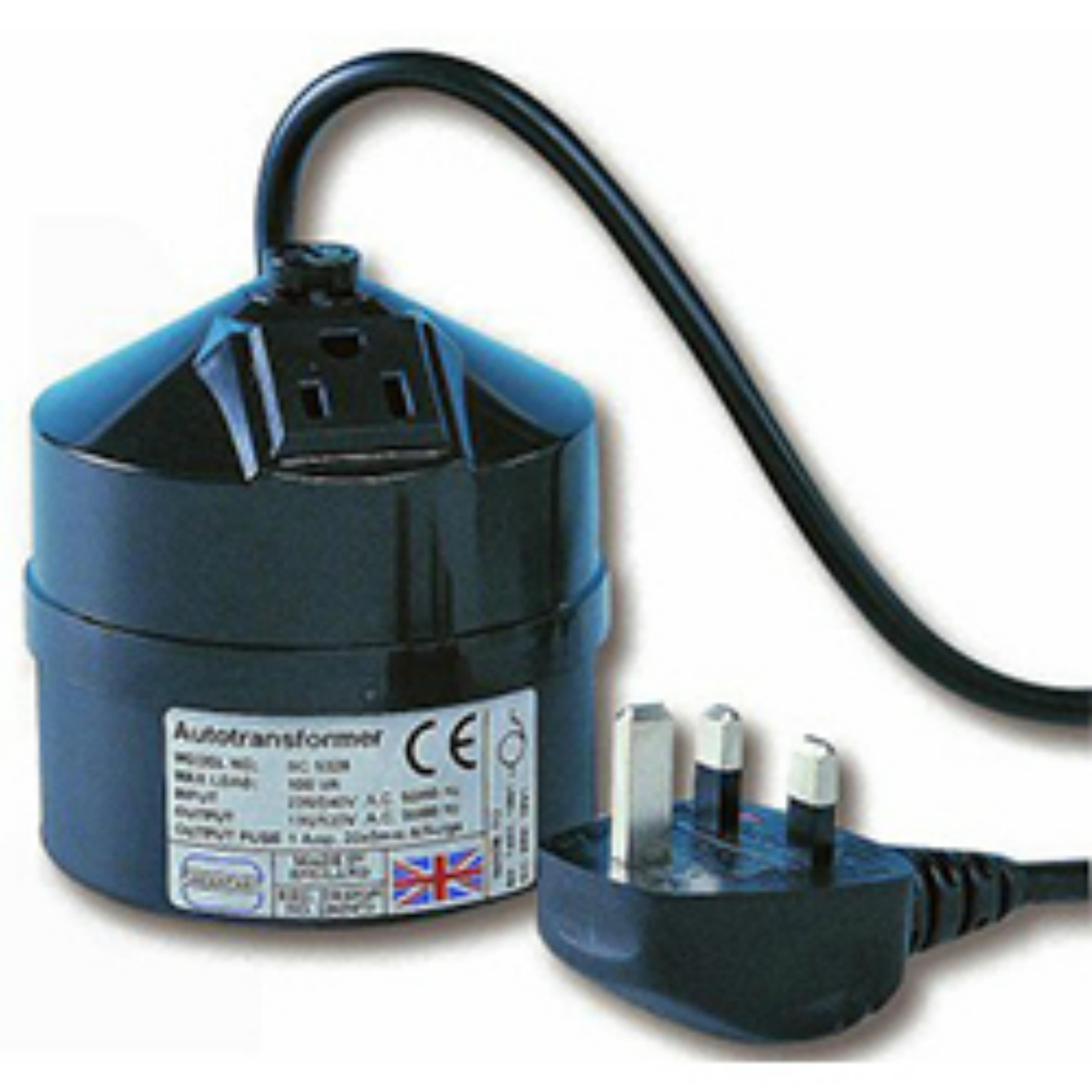 Tacima USA to UK Voltage Transformer 100VA  SC5328