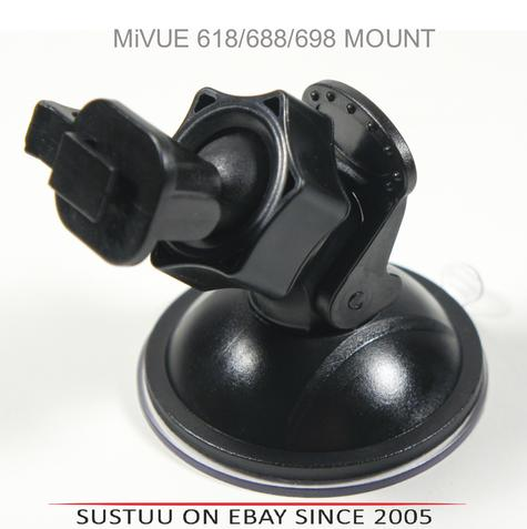 MiVUE 5416N5000015 Additional windscreen mount for Mivue 608/618/688 Thumbnail 1