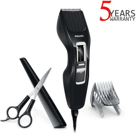 Philips HC3410/13 Series 3000 Hair Clipper Shaver Trimmer For Men | Steel Blades Thumbnail 1