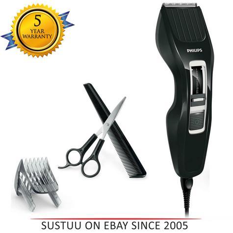 Philips HC3410/13 Series 3000 Hair Clipper Shaver Trimmer For Men?Steel Blades? Thumbnail 1