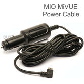 Mio Mivue 12v DC Power Cable | Charging Lead ? For All Mivue Dash Cameras ? 442210000091