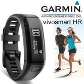 Garmin Vivosmart HR BLK XL | Wrist-based Heart Rate | Smartphone Compatibility | Steps