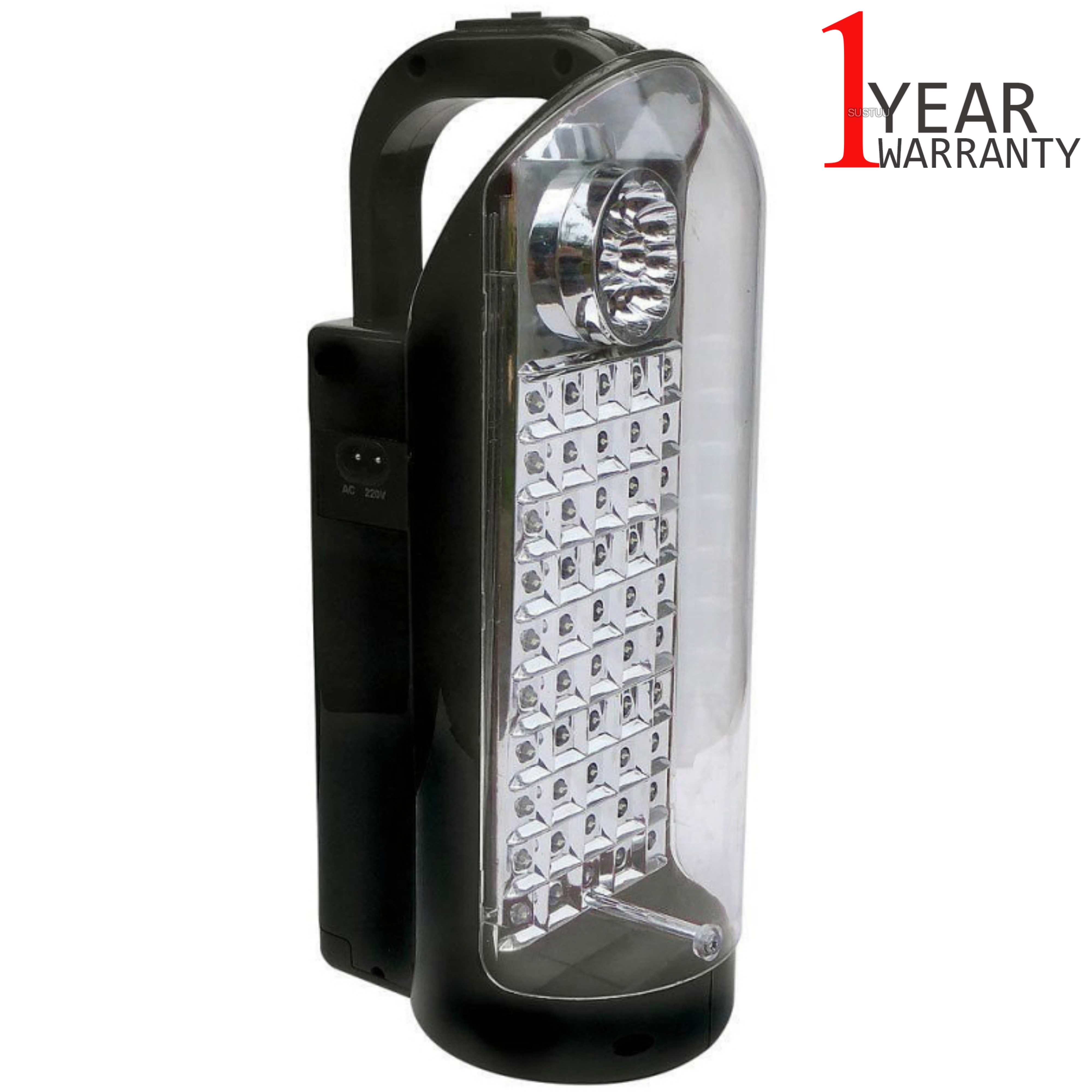 Infapower 60 LED Emergengy Rechargebale Lantern | 110-240V Worldwide use | F019 | NEW