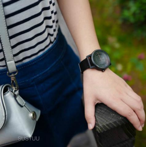 Garmin Vivomove|Analog Smart Unisex Watch|Activity Tracker|Sleep Monitor|Sports-Black Thumbnail 7