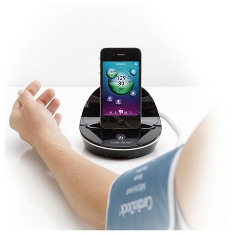 Medisana CardioDock Blood Pressure Module   Pulse Measurement   for iPod & iPhone Thumbnail 7
