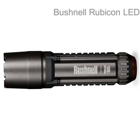 Bushnell Rubicon T100ML LED Flashlight|1AA - 152 Lumens|T.I.R.Optic|IPX-4 Thumbnail 1