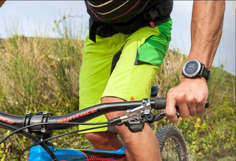 Garmin Fenix 3 Grey|Multisports GPS+GLONASS Smartwatch|Alti-Barometer-Compass Thumbnail 8