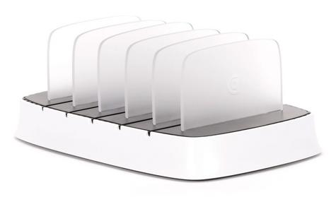 Griffin GA39677-2 PowerDock|5 x IOS Devices Charge Station-Storage|iPads/iPhon/ Thumbnail 2