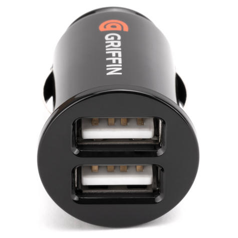 Griffin GC23089-2 PowerJolt Dual Micro Car Charger for Mobile Phone / USB Device Thumbnail 3