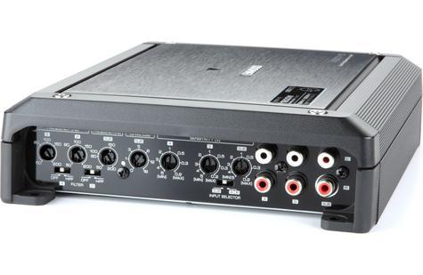 NEW Kenwood X801-5 Class D 5 Channel Power 500 Watts Speaker & Bass Amplifier  Thumbnail 2