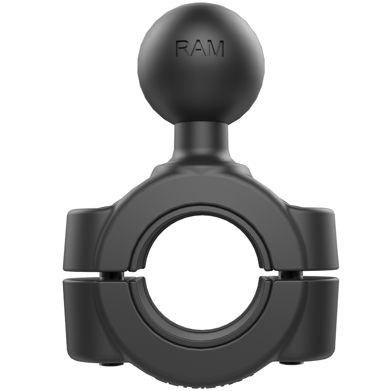 "Ram Mounts Ball To Torque Bar Clamp | 0.5""-1"" Diameter Handlebar | RAM-B-408-75-1U"