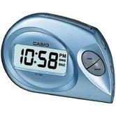 Casio DQ-583-2EF Digital Beep Alarm Clock|LED|Snooze|12/24 Display|Blue - NEW