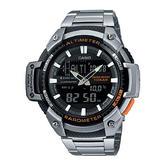 Casio SGW450HD-1BER Men's Sports Watch|Twin Sensor|Chronograph|Alarm|Resin Glass