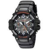Casio MCW-100H-1AVEF Men Sport Chronograph Watch|Quartz Movement|Timepiece|Black