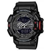 Casio GA-400-1BER G-Shock Classic Men's Quartz Analogue Watch|Resin Strap|Black|