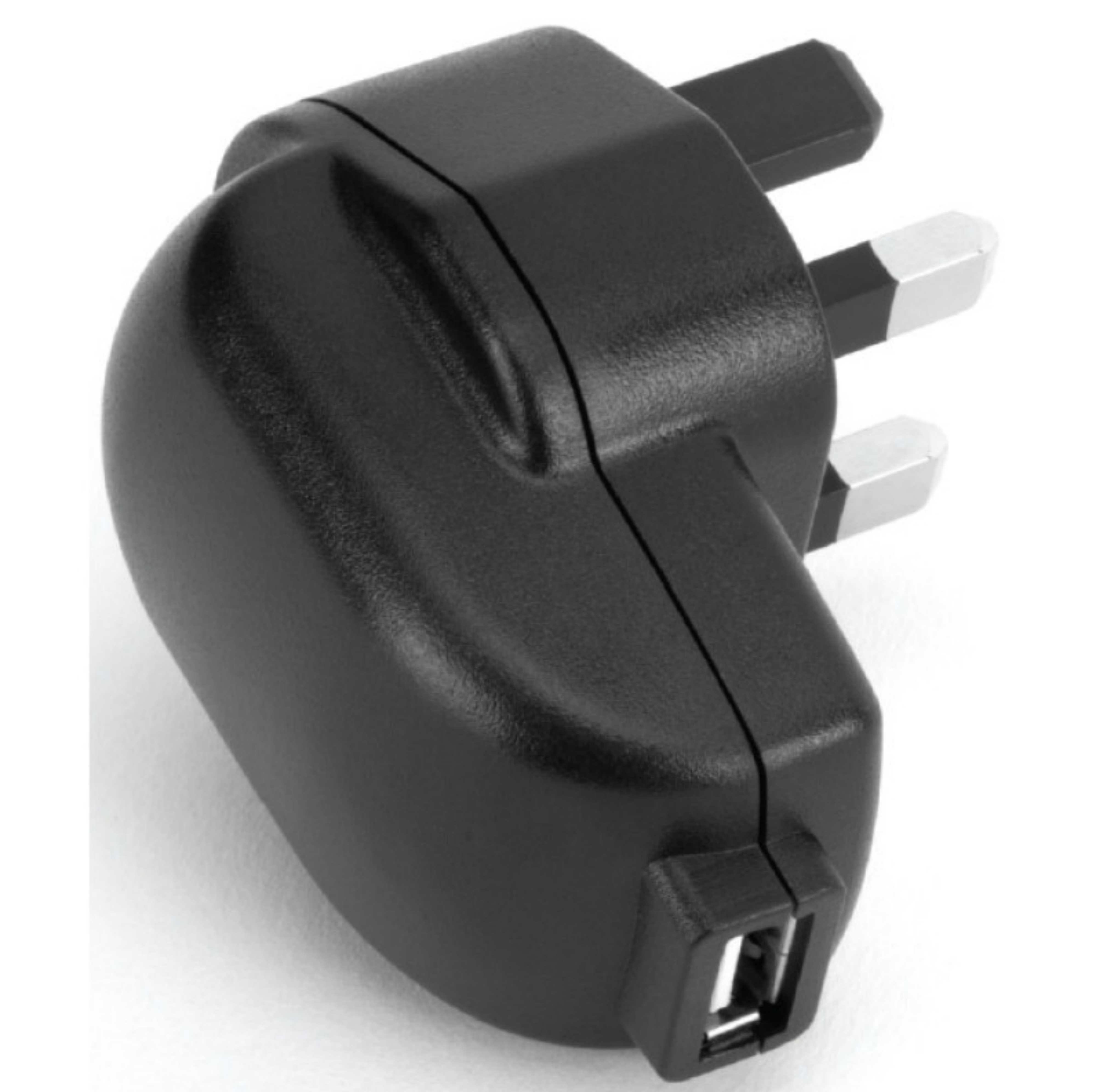 Griffin GC42507 Universal USB Wall Charger|2.1A|10W|Apple|Samsung|LG|HTC|Black|