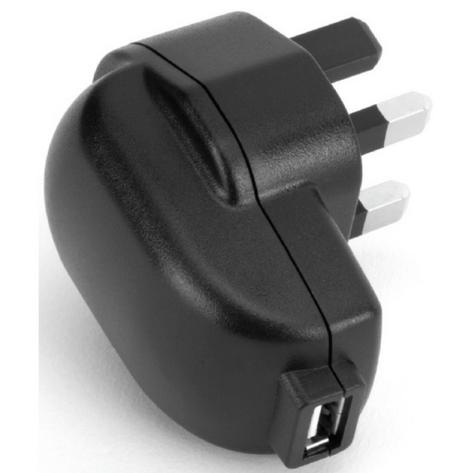 Griffin GC42507 Universal USB Wall Charger|2.1A|10W|Apple|Samsung|LG|HTC|Black| Thumbnail 1