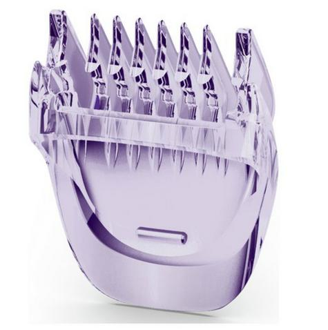 Philips BRT383/15 Ladies Bikini Genie Easy Hair Trimmer/Shaver Wet & Dry Purple  Thumbnail 4