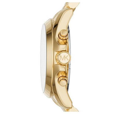 Michael Kors Hunger Stop Bradshaw Watch|Round Dial|Gold Tone Bracelet Band|6272 Thumbnail 2