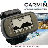 Garmin Foretrex 401   Outdoor Portable Wrist Mount GPS Navigator   Waterproof   Compass-Altimeter