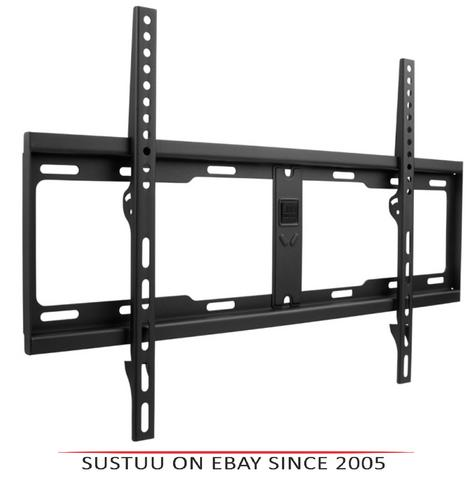 One For All WM4611 Wall Mount for 32-84 inch TV Bracket Flat Solid Series-Black Thumbnail 1