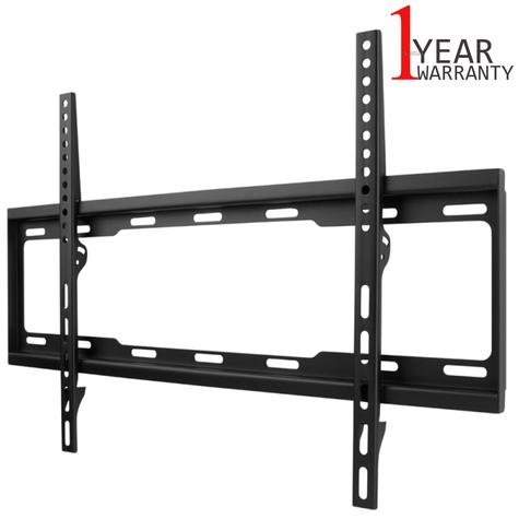 One For All 32-84 inch TV Bracket Wall Mount | Flat Smart Series | Black | WM2611 | NEW Thumbnail 1