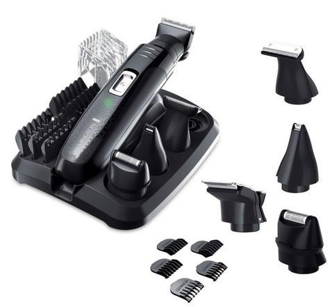 Remington PG6130|Men's Hair|4 in 1|Cordless|Shaving|Trimmer|Clipper|Grooming Kit Thumbnail 3