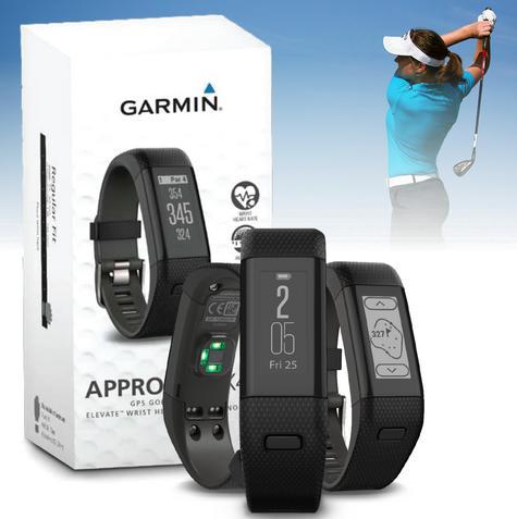Garmin Approach X40|GPS Golf Watch|Elevate wrist Heart Rate-Activity Tracker|BL Thumbnail 1