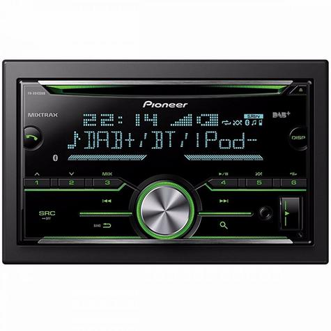 Pioneer In Car Stereo-Media Player?DAB+?CD?USB?Aux?Bluetooth?iPod-iPhone-Android Thumbnail 2