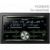 Pioneer In Car Stereo-Media Player?DAB+?CD?USB?Aux?Bluetooth?iPod-iPhone-Android