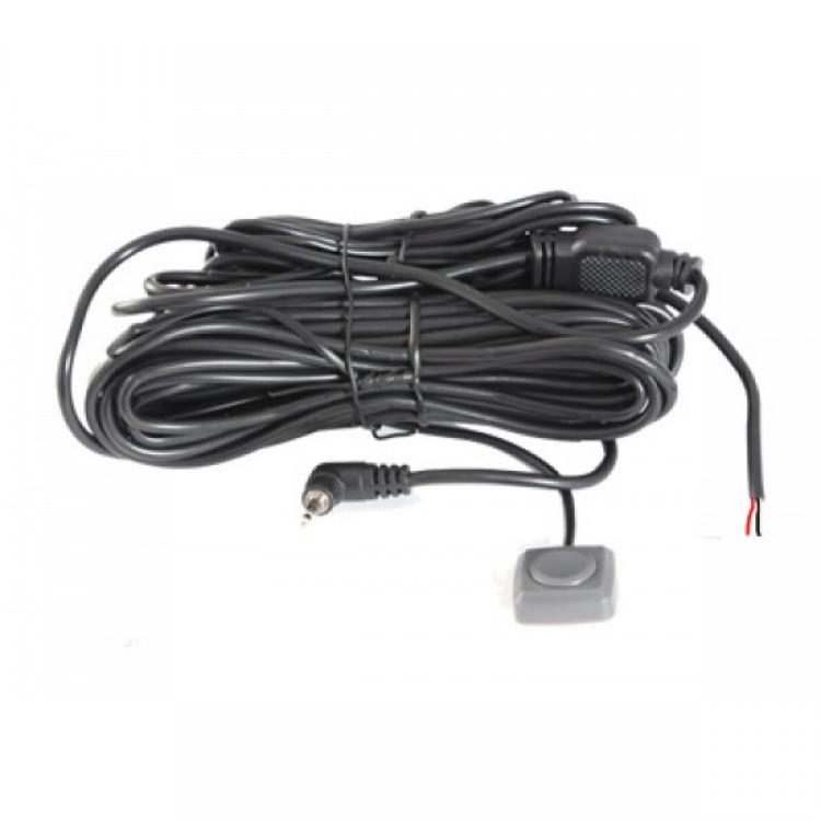 Roadhawk Remote Alarm Dual Cable Plugs DC-2 Alarm +  Manual Push Button R20061