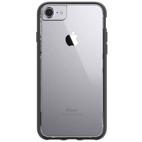 Griffin GB42752 Reveal Case cover|For iPhone 7|Ultra Thin Hard Shell|Black/Clear Thumbnail 3