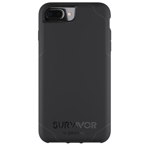 Griffin GB42815 Survivor Polycarbonate Drop Protective Case - iPhone 6/6s/7 Plus Thumbnail 2