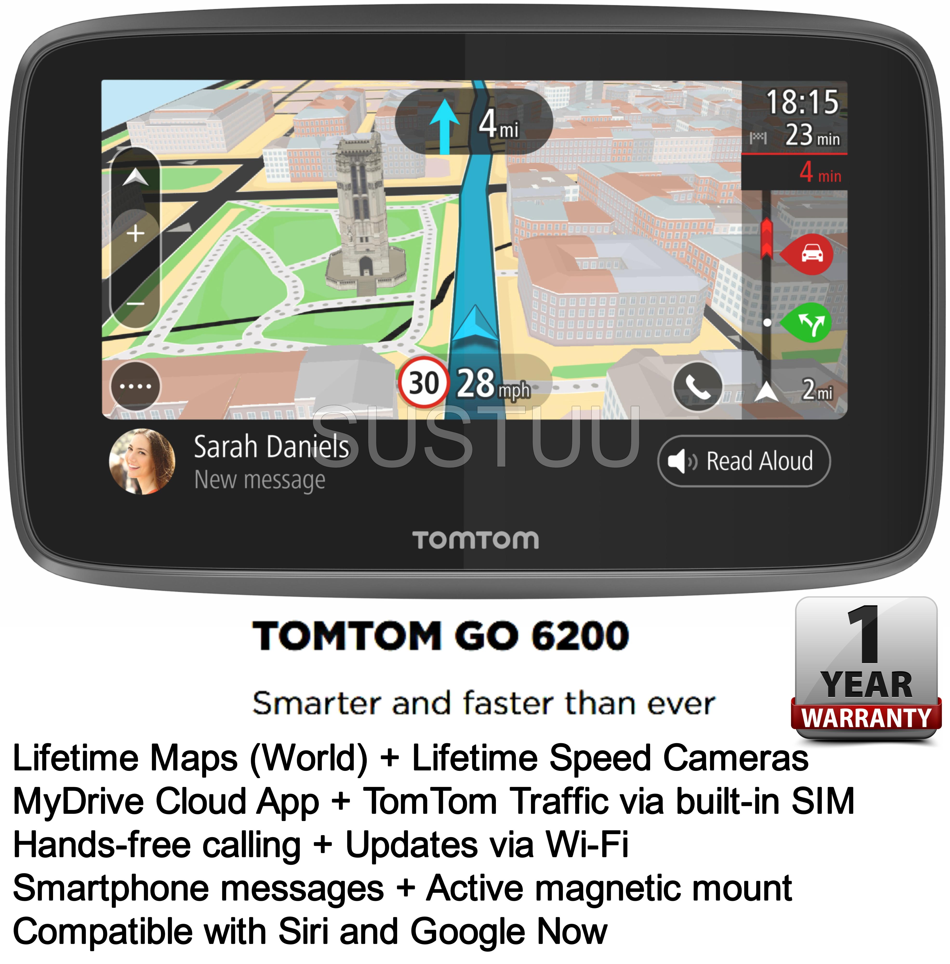 TomTom GO 6200?6